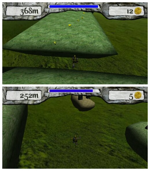 Ogre Jump for Android shows us it doesnt always have to involve zombies