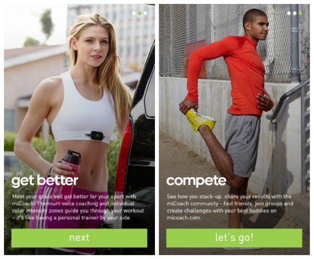 Adidas launches miCoach app for Nokia Lumia smartphones