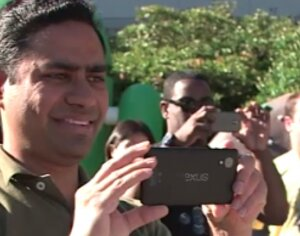 Nexus 5 specs arrive at the FCC?