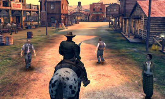 Six Guns for Windows Phone 8 is now available