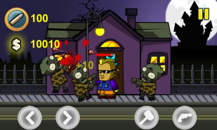 Zombie Village is now available for Windows Phone