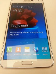 Samsung Galaxy Note 3 available on Three