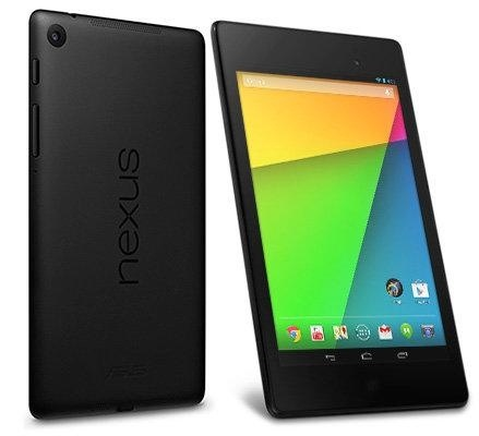 New Nexus 7 now on Three.. WiFi only version though