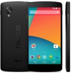 Google let slip an official Nexus 5 Press image