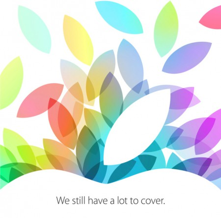 Apple still have a lot to cover as they announce their 22nd October event