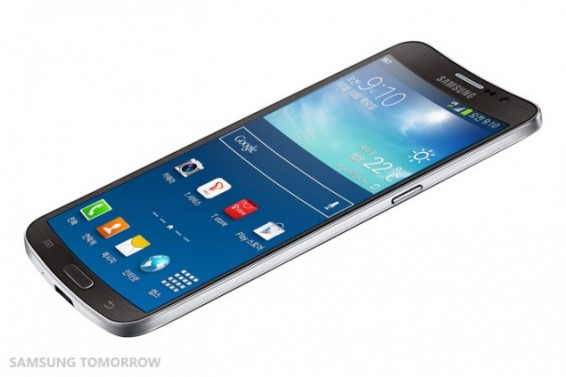 Samsung Galaxy Round Officially announced in Korea
