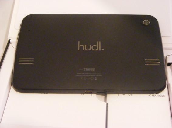 Tesco Hudl Initial Impressions