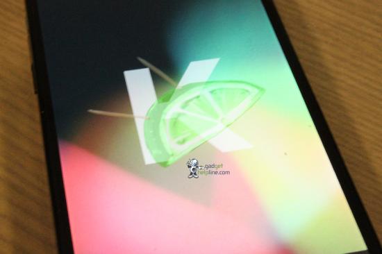 Android 4.4 Screenshots Leak