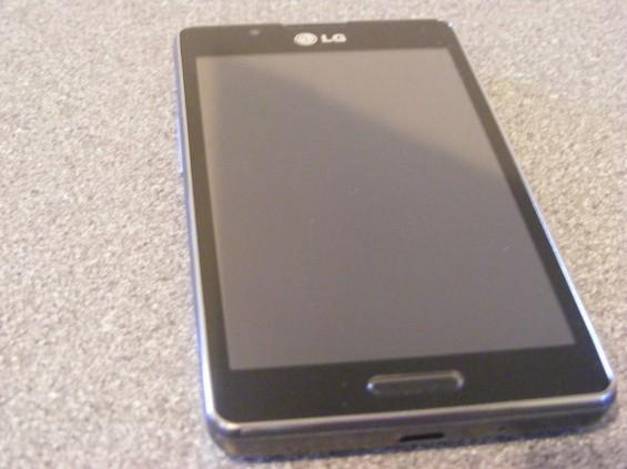 LG L7 Front 3