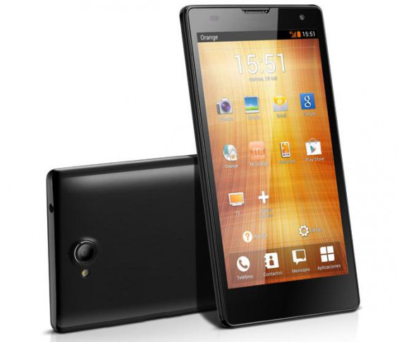 Orange announce two new own branded smartphones