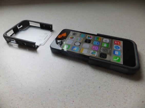 Otterbox Reflex iPhone 5 Pic2