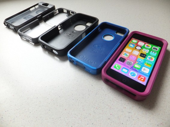 Otterbox iPhone 5s Collection Pic1