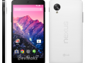 Nexus 5 due 1st November?