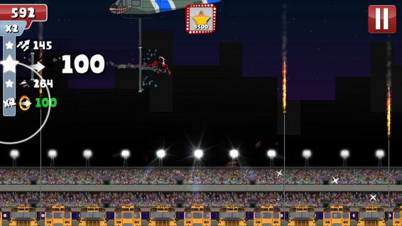 Stuntman Eddie to be released on iOS & Android this Thursday
