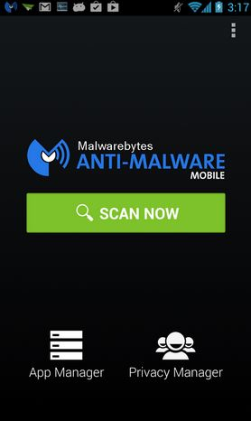 Malwarebytes Anti Malware. This party season, dont forget the protection.
