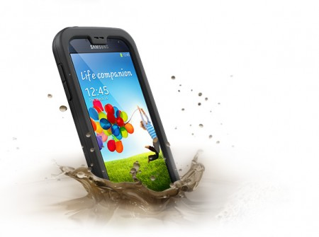 LifeProof now includes the Galaxy S3 and S4 in their range of cases