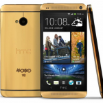 Gold HTC One official… with a twist