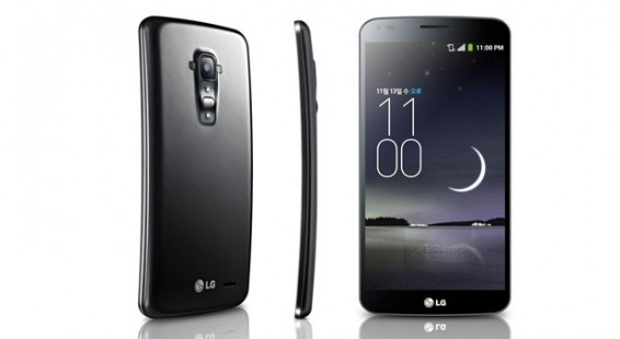 LG G Flex officially announced