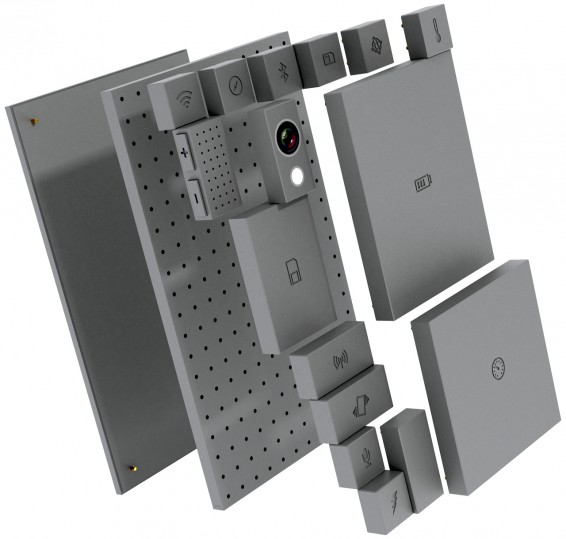 Motorola looks to be developing a Phonebloks style phone