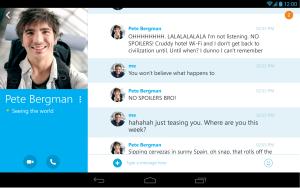 skype 4 4 tablet messaging1