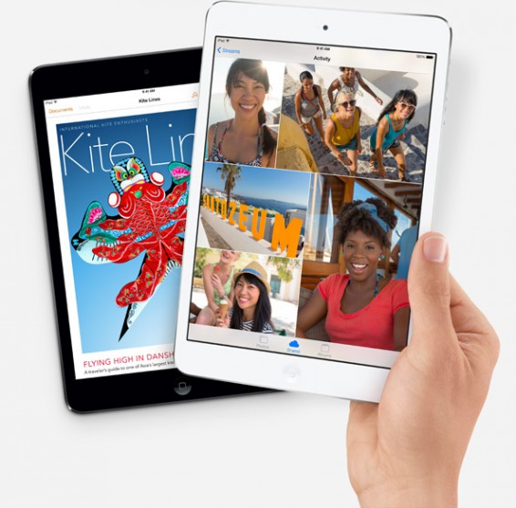 iPad Air and iPad Mini coming soon to Vodafone
