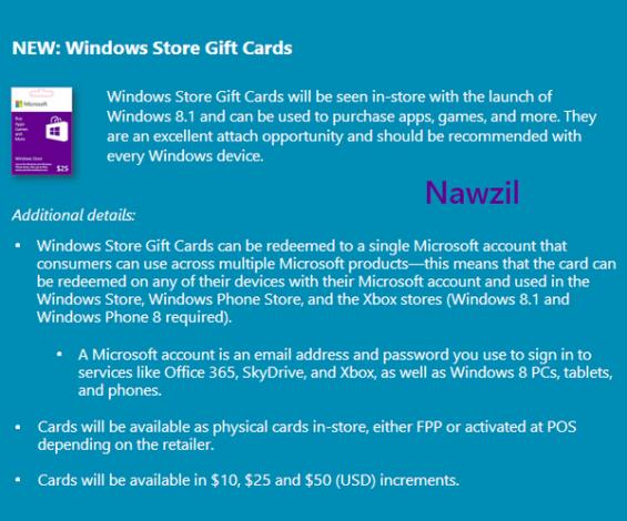 windows store card tweet