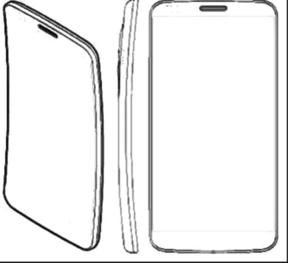 Curved screen device from LG to be called the G Flex