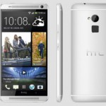 HTC One Max SIM free now in stock