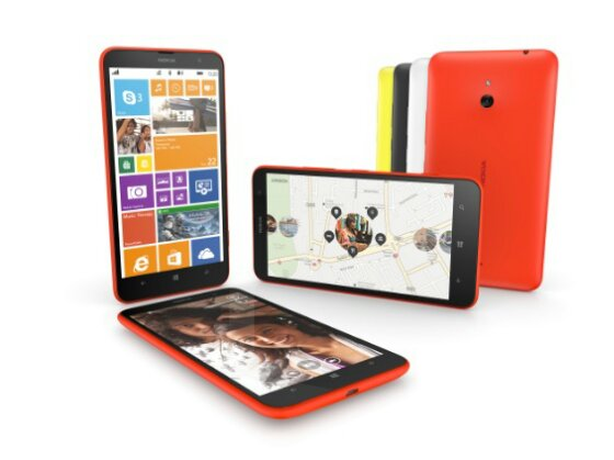 Nokia announce the Lumia 1320