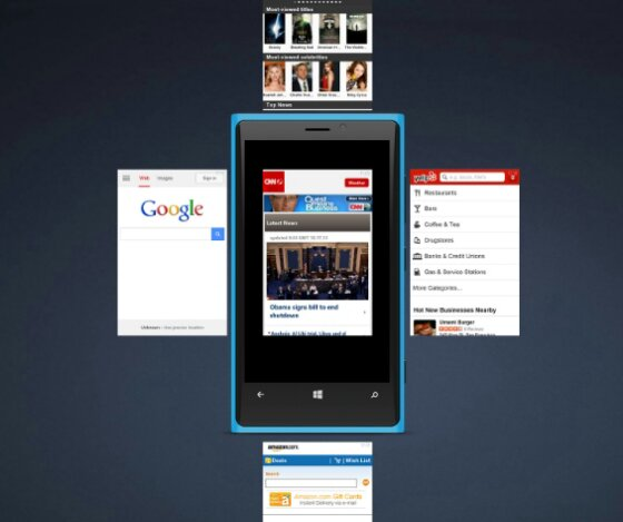 Maxthon Cloud Browser is now available for Windows Phone