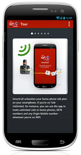 Virgin announce Smartcall   Use your bundled home telephone minutes on your mobile