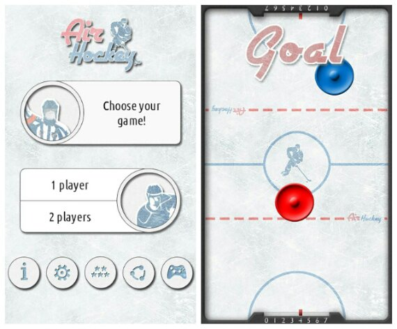"blugri releases ""Air Hockey for Windows Phone"