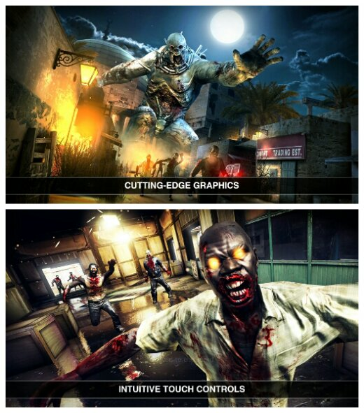 Dead Trigger 2 for Android is now available