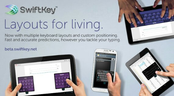 SwiftKey realase a new beta version and its rather cool