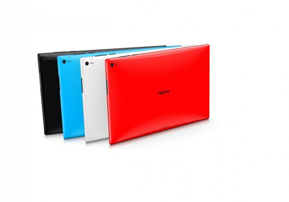 Lumia 2520 announced by Nokia