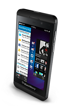 BLACKBERRY Z10 BLACK 2