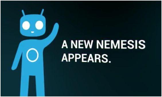 CyanogenMod New Nemesis Teaser 01