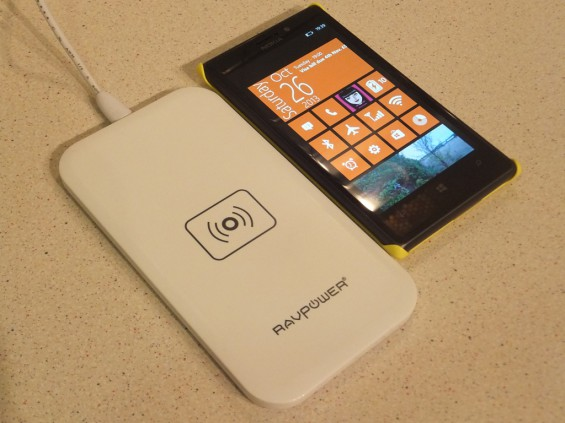Ravpower Qi Wireless Pad Pic5