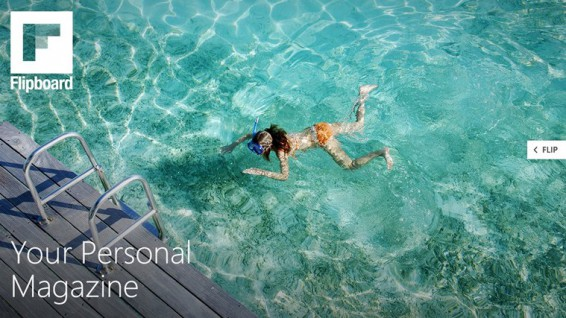 Flipboard is released for Windows 8