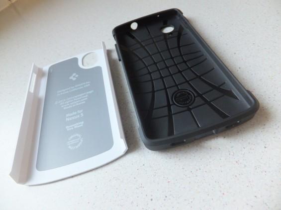 Sigen Slim Armor Nexus 5 Pic1