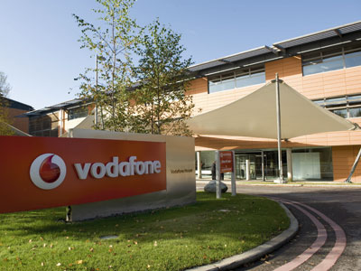 Vodafone HQ 2nd