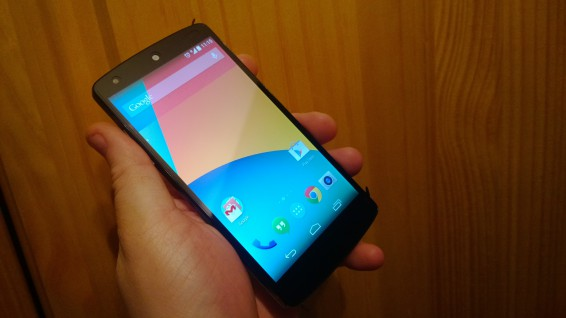 Google Nexus 5   Unboxing