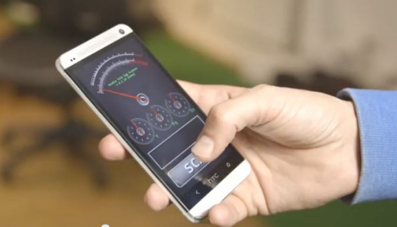 Turn your HTC One into an ultrasound scanner?