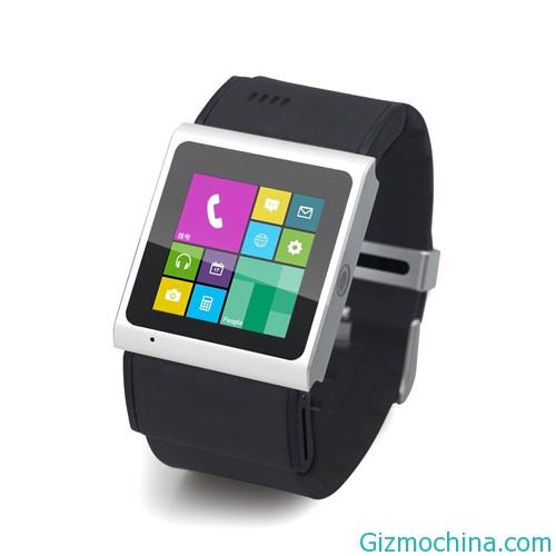 goophone smart watch black