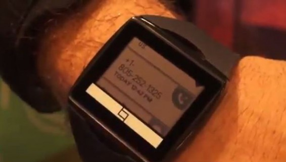 Qualcomm Toq   Slip it onto your wrist on December 2nd