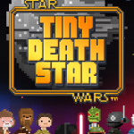 Star Wars: Tiny Death Star game – 8 bit construction