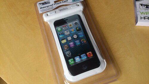 TouchAbility Waterproof Cases   Reviewed