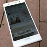 Huawei Ascend P6 price drop to £199