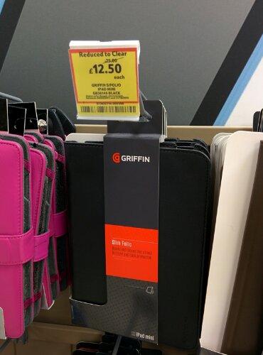Tesco Finest tablet cases going cheap