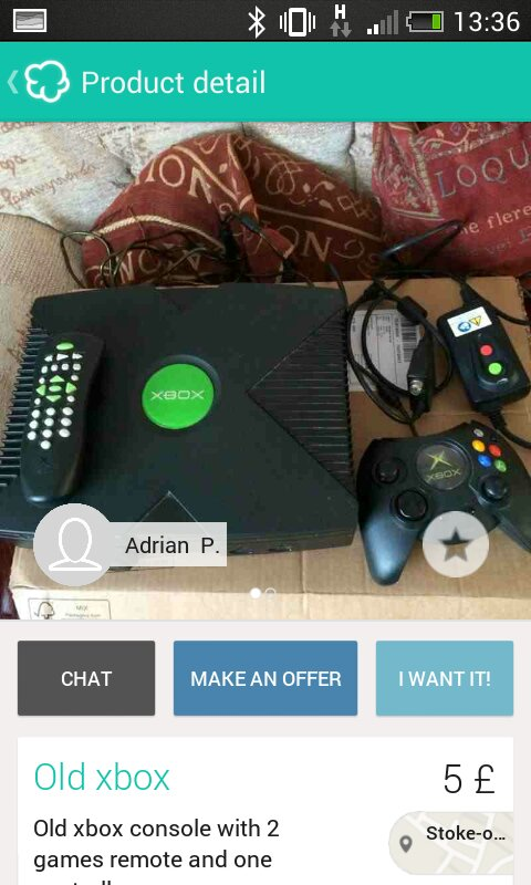 Wallapop   Sell stuff free to your local area
